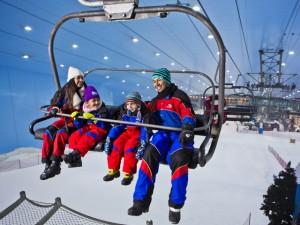 """اسکی Super Pass تله کابین، سورتمه،سرسره های برفی، تماشای """"رژه پنگوئنها"""" و ..."""