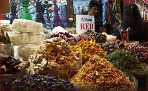 بازار ادویه سوق البهارات-Dubai Spice Souk