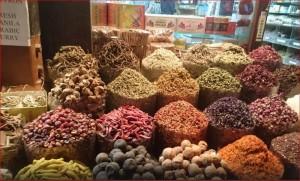 بازار ادویه سوق البهارات-Dubai Spice Souk10