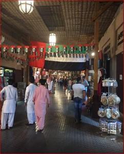 بازار ادویه سوق البهارات-Dubai Spice Souk12