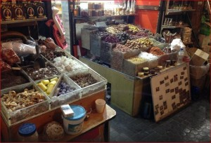 بازار ادویه سوق البهارات-Dubai Spice Souk3