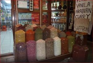 بازار ادویه سوق البهارات-Dubai Spice Souk5
