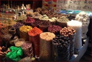 بازار ادویه سوق البهارات-Dubai Spice Souk7