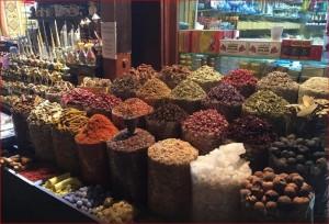 بازار ادویه سوق البهارات-Dubai Spice Souk9