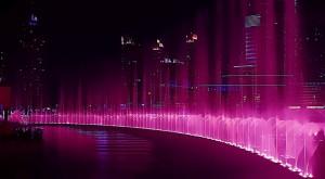 فواره های رقصان دبی Dubai Fountains 3