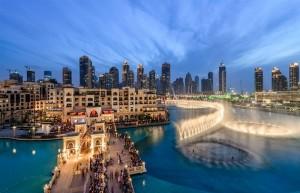 فواره های رقصان دبی Dubai Fountains