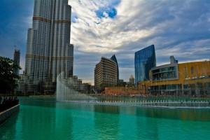 فواره های رقصان دبی Dubai Fountains 4