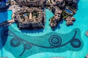 فواره های رقصان دبی Dubai Fountains 5