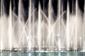 فواره های رقصان دبی Dubai Fountains 6