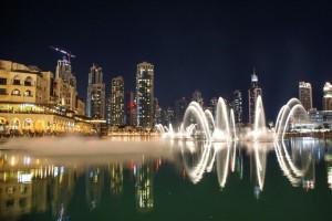 فواره های رقصان دبی Dubai Fountains 8