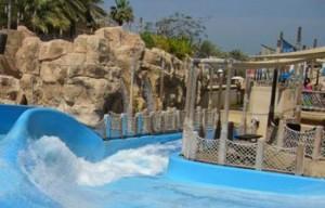 پارک آبی وادی وحشت دبی