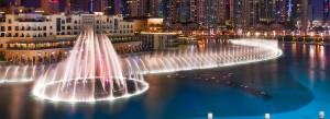 فواره های رقصان دبی
