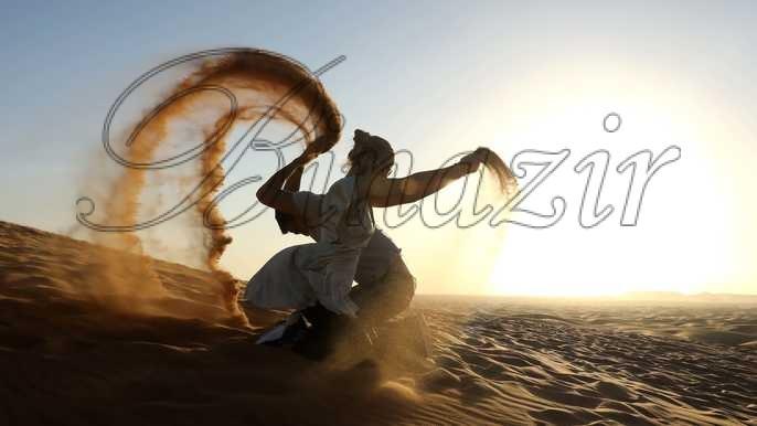 سافاری | Dubai Hummer Safari