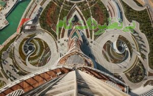 فضای داخلی برج خلیفه