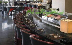 رستوران آرمانی هاشی