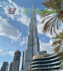شهر دبی با آسمانخرانشهای متعدد