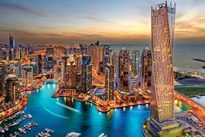 تورهای گردشگری امارات